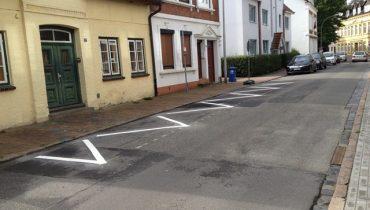 Parkverbot in der Koppelstraße