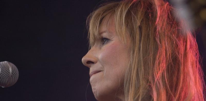 Caro Josée rockte 2009 das Festival